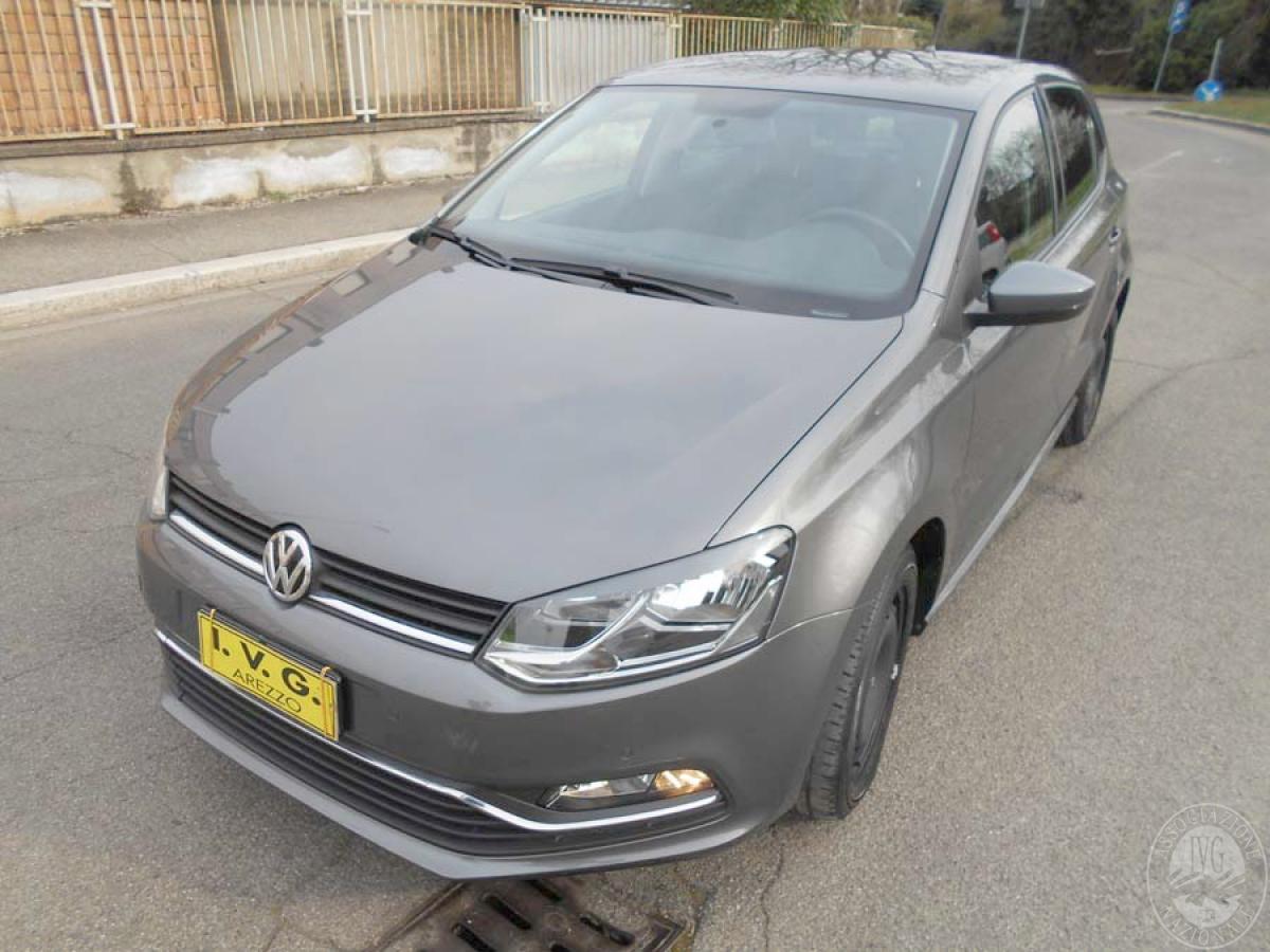 Autovettura Volkswagen Polo TDI anno 2016 - Km. 17.000   GARA ONLINE 25 GIUGNO 2021 1