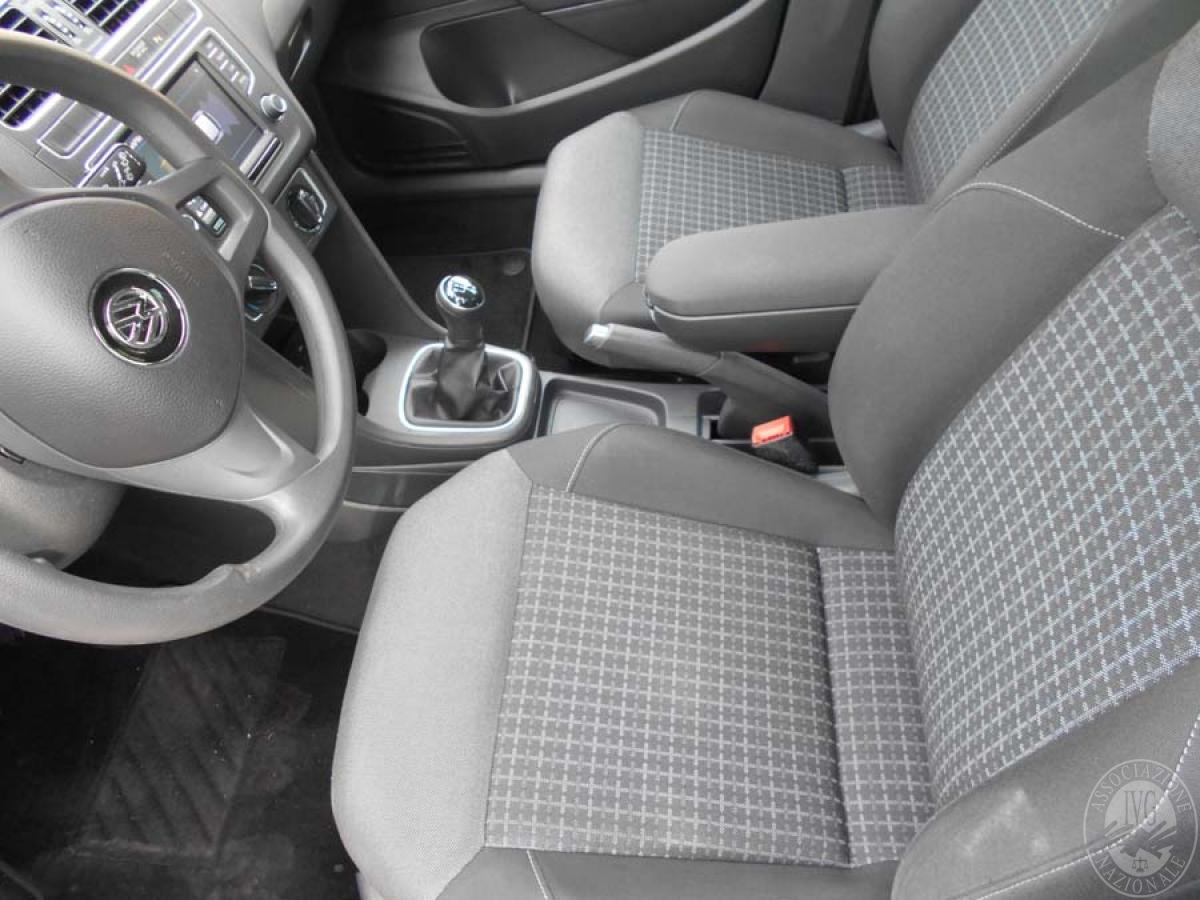 Autovettura Volkswagen Polo TDI anno 2016 - Km. 17.000   GARA ONLINE 25 GIUGNO 2021 6