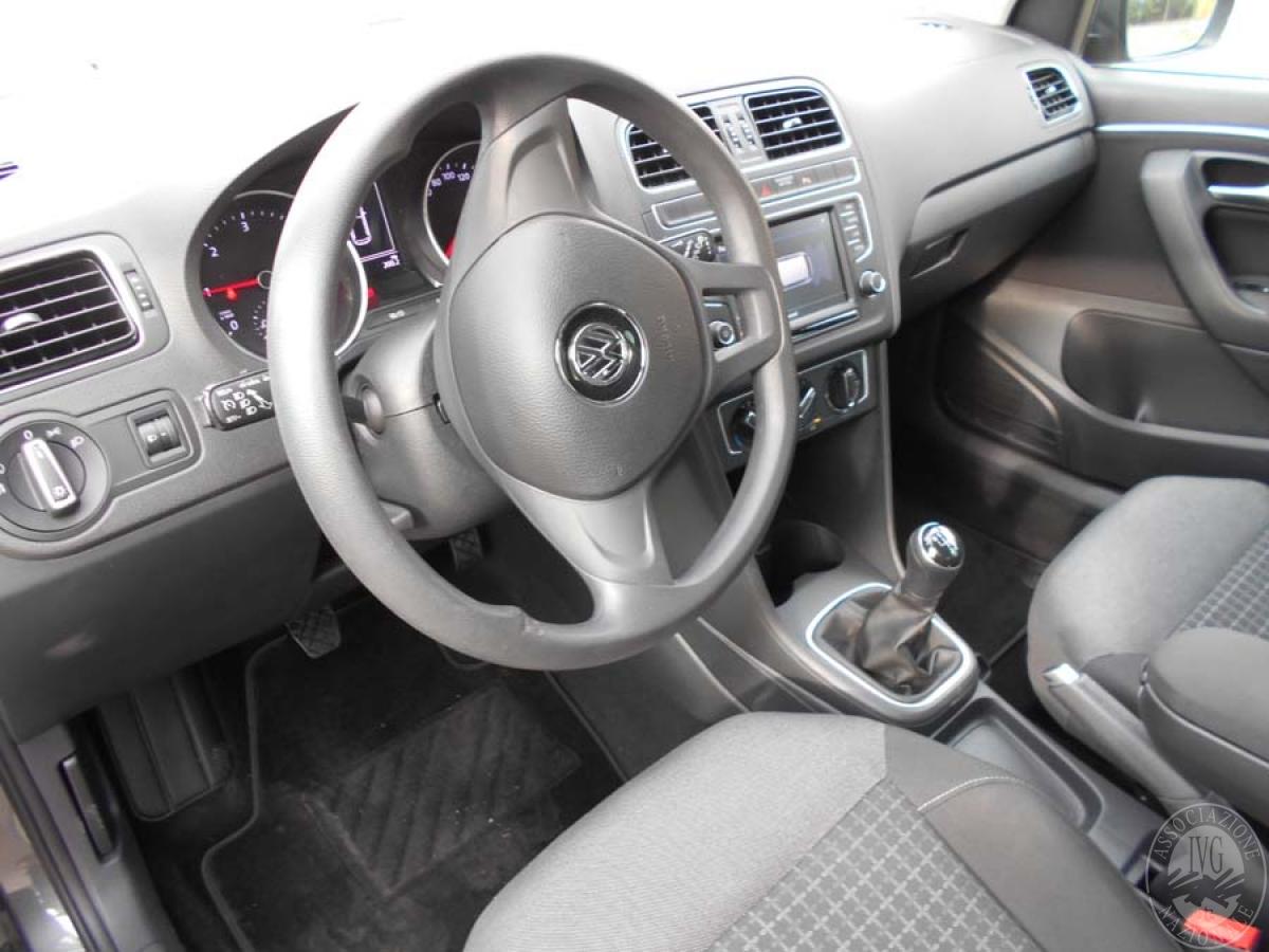 Autovettura Volkswagen Polo TDI anno 2016 - Km. 17.000   GARA ONLINE 25 GIUGNO 2021 5
