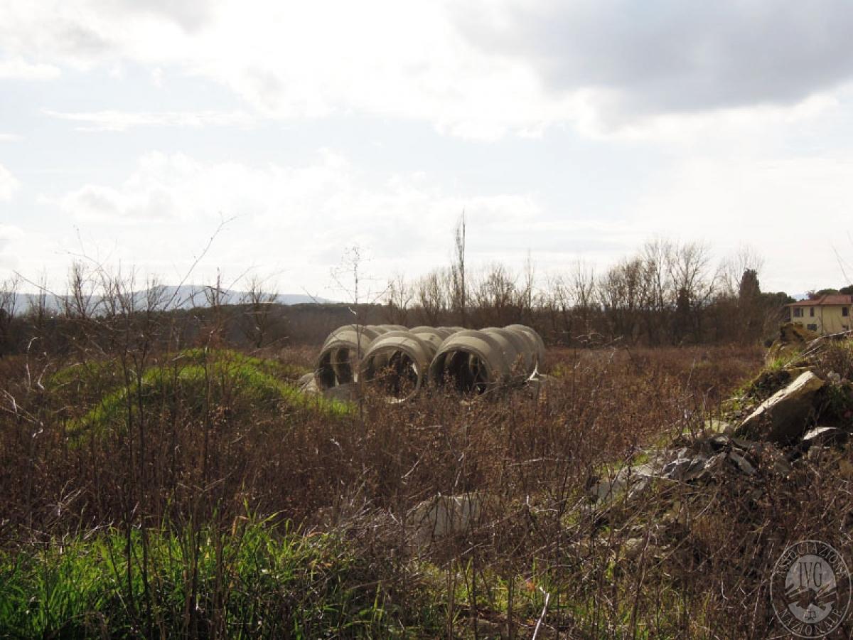 Terreni a Castiglion Fibocchi in loc. Moravia 5