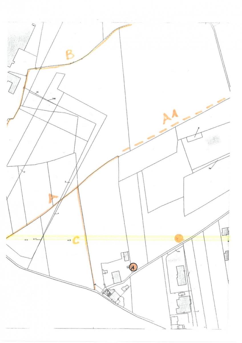 Terreni a Castiglion Fibocchi in loc. Moravia 14