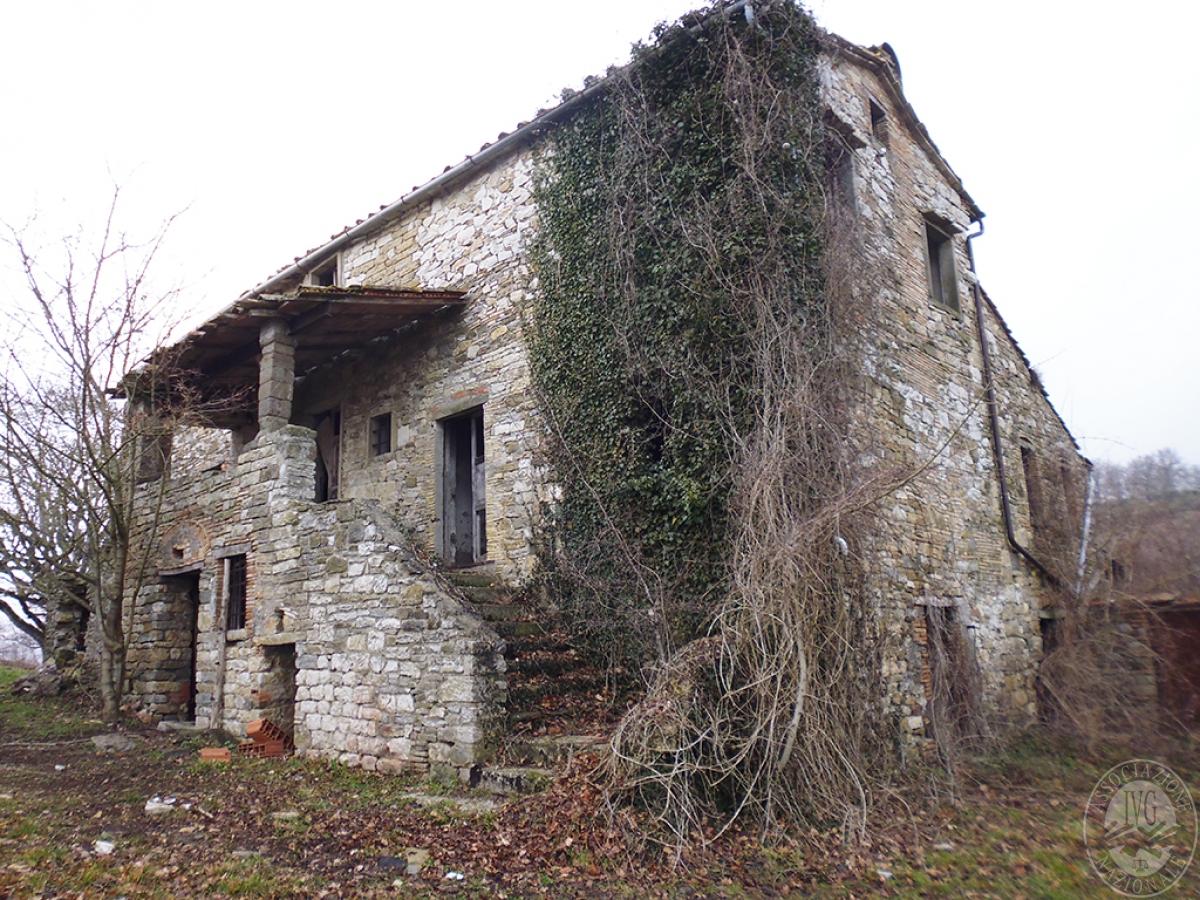 Fabbricati rurali a PIEVE SANTO STEFANO in località Mignano - Lotto 2