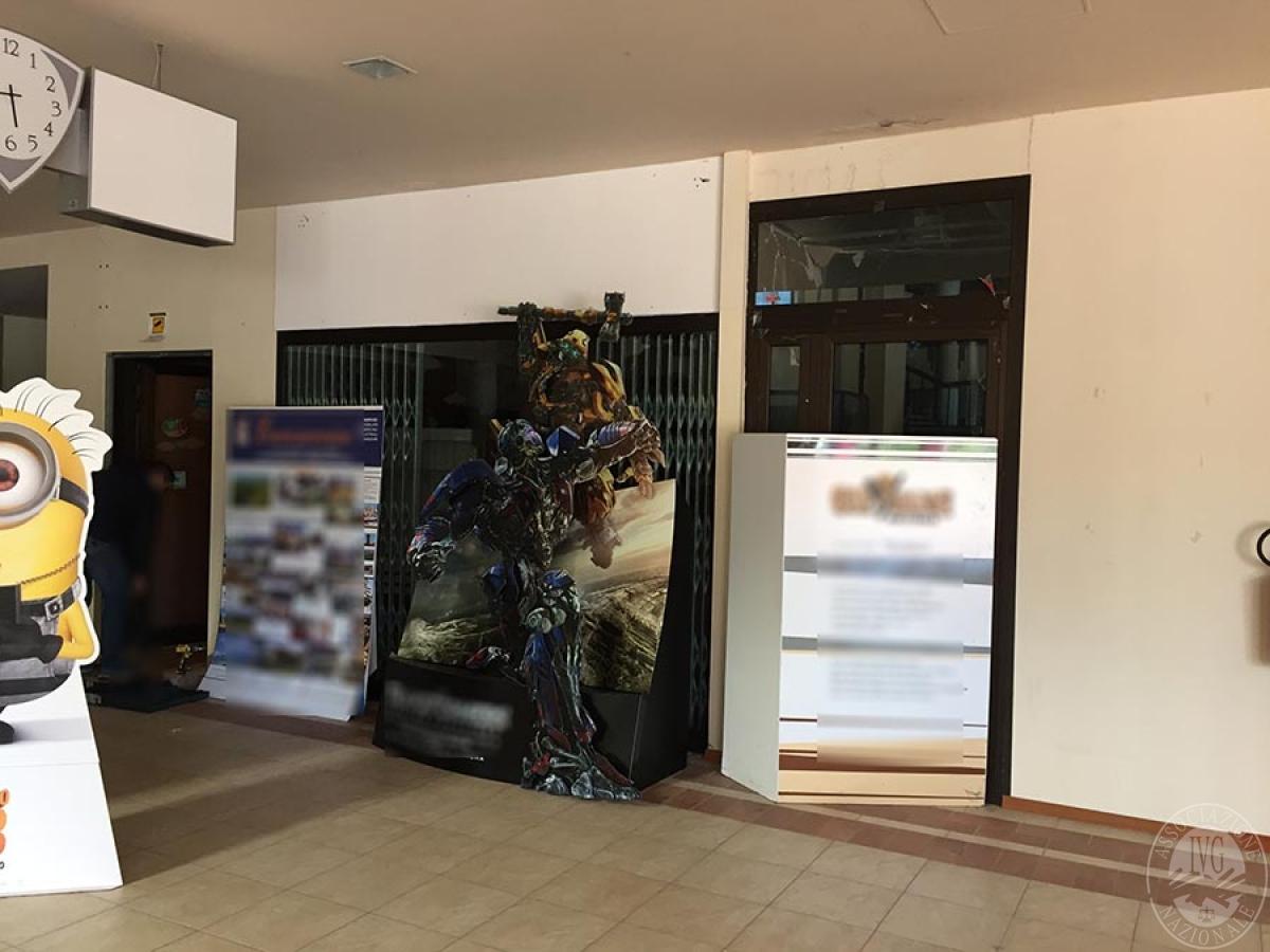 Locale commerciale a CHIUSI in loc. Querce al Pino - Lotto 2