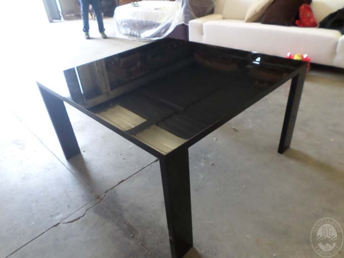 LOTTO 36: rif. 733) prototipo tavolo dado         VENDITA ONLINE 4 OTTOBRE 2020
