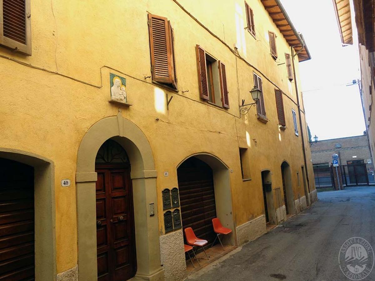 Appartamento, garage e laboratorio a CHIUSI in Via Santo Stefano - Lotto 3 0