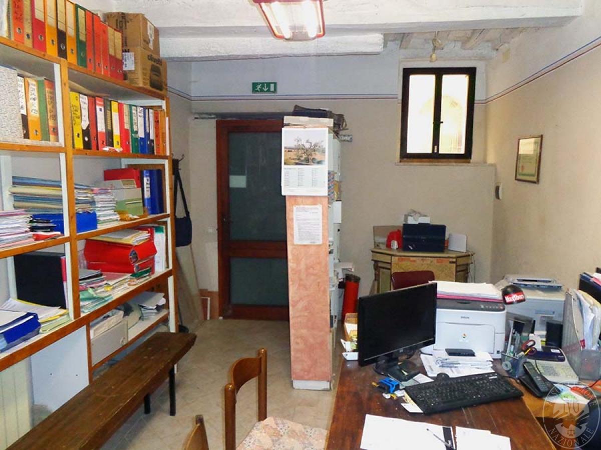 Appartamento, garage e laboratorio a CHIUSI in Via Santo Stefano - Lotto 3 23