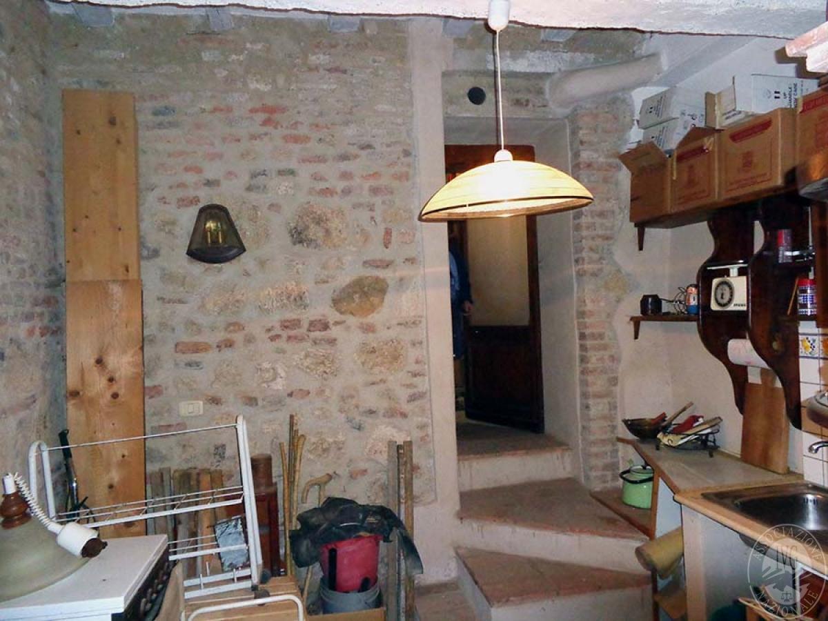 Appartamento, garage e laboratorio a CHIUSI in Via Santo Stefano - Lotto 3 22