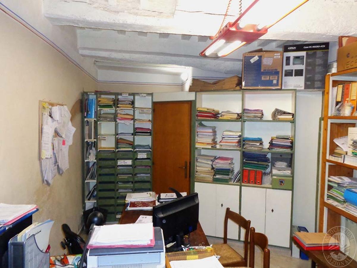 Appartamento, garage e laboratorio a CHIUSI in Via Santo Stefano - Lotto 3 24