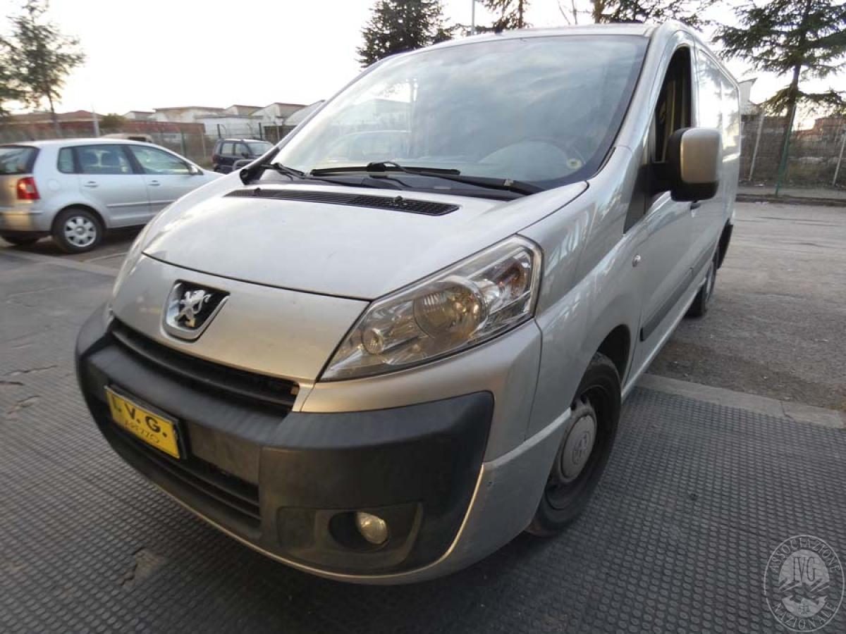 Autocarro Peugeot Expert   GARA ONLINE 29 OTTOBRE 2020