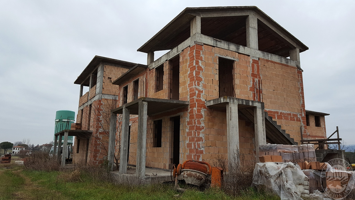Appartamenti a CORTONA in La Fratta