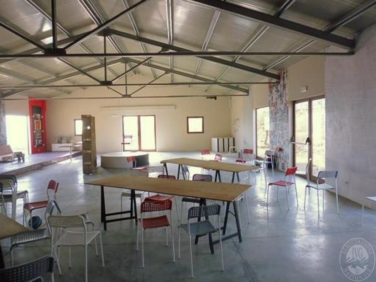 Complesso aziendale a destinazione turistico ricettiva a CIVITELLA IN VAL DI CHIANA, Loc. Malfiano - LOTTO 7 5