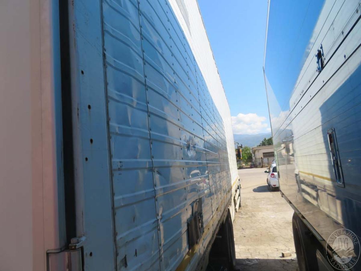 Rif. 13) Autocarro Iveco Magirus 190E EuroTech       VENDITA 7 OTTOBRE 2020 CON GARA ONLINE RACCOLTA DI OFFERTE 7