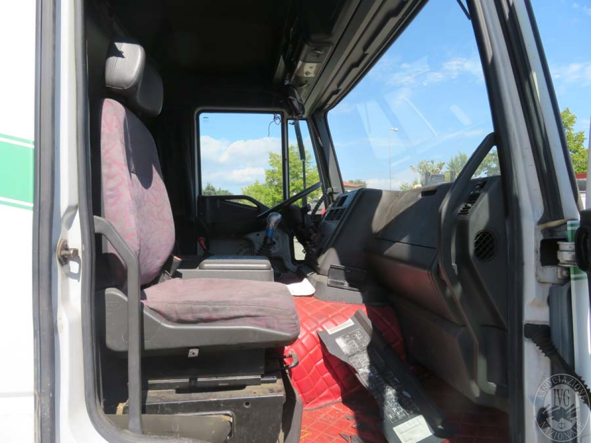 Rif. 13) Autocarro Iveco Magirus 190E EuroTech       VENDITA 7 OTTOBRE 2020 CON GARA ONLINE RACCOLTA DI OFFERTE 13