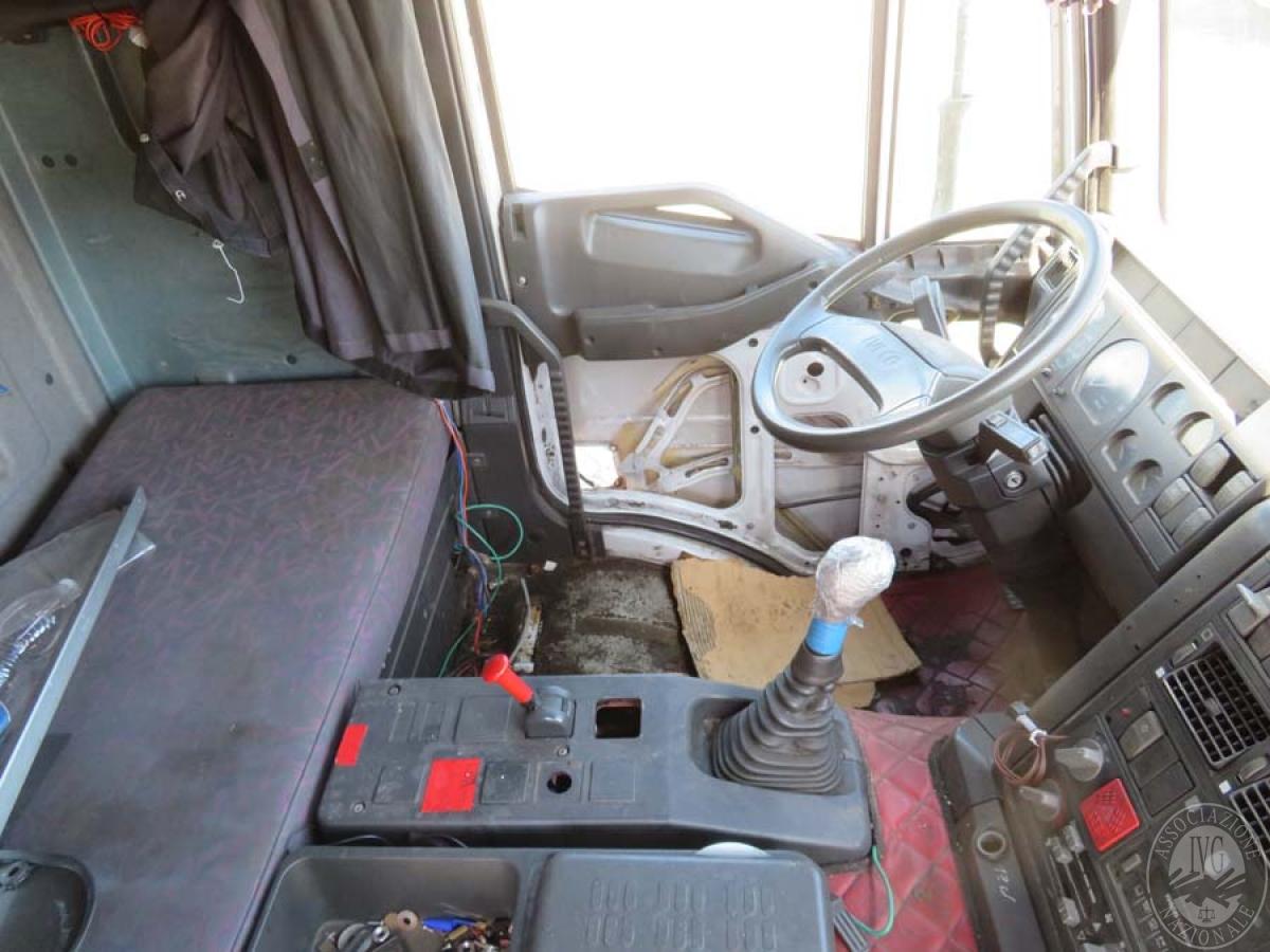 Rif. 13) Autocarro Iveco Magirus 190E EuroTech       VENDITA 7 OTTOBRE 2020 CON GARA ONLINE RACCOLTA DI OFFERTE 20