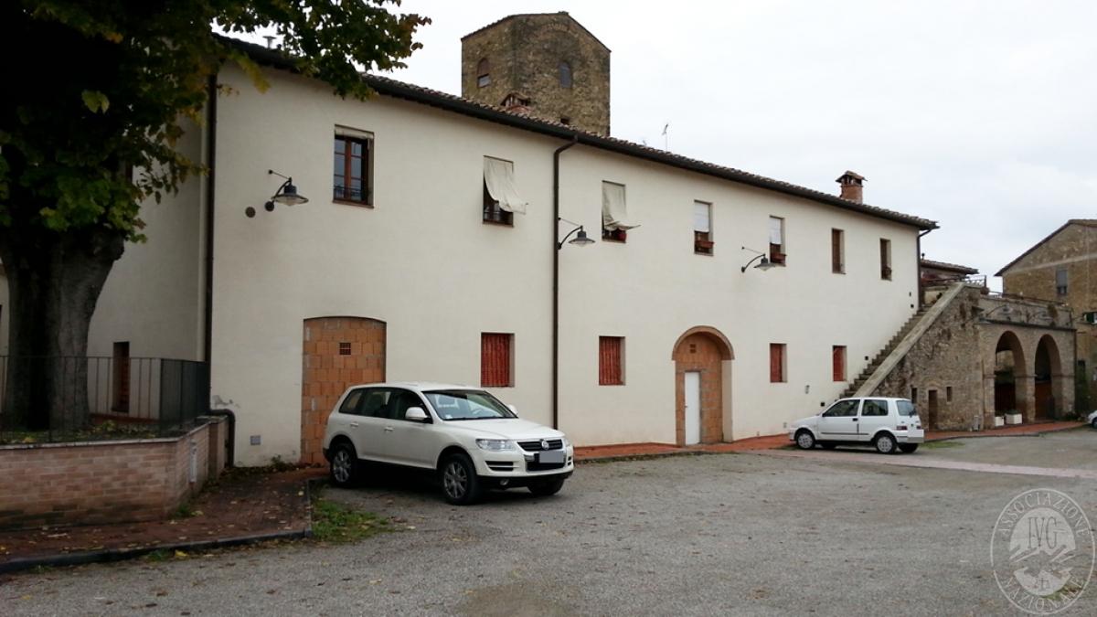 2 Magazzini a POGGIBONSI, via Romana - Lotto 42 (ex 12)