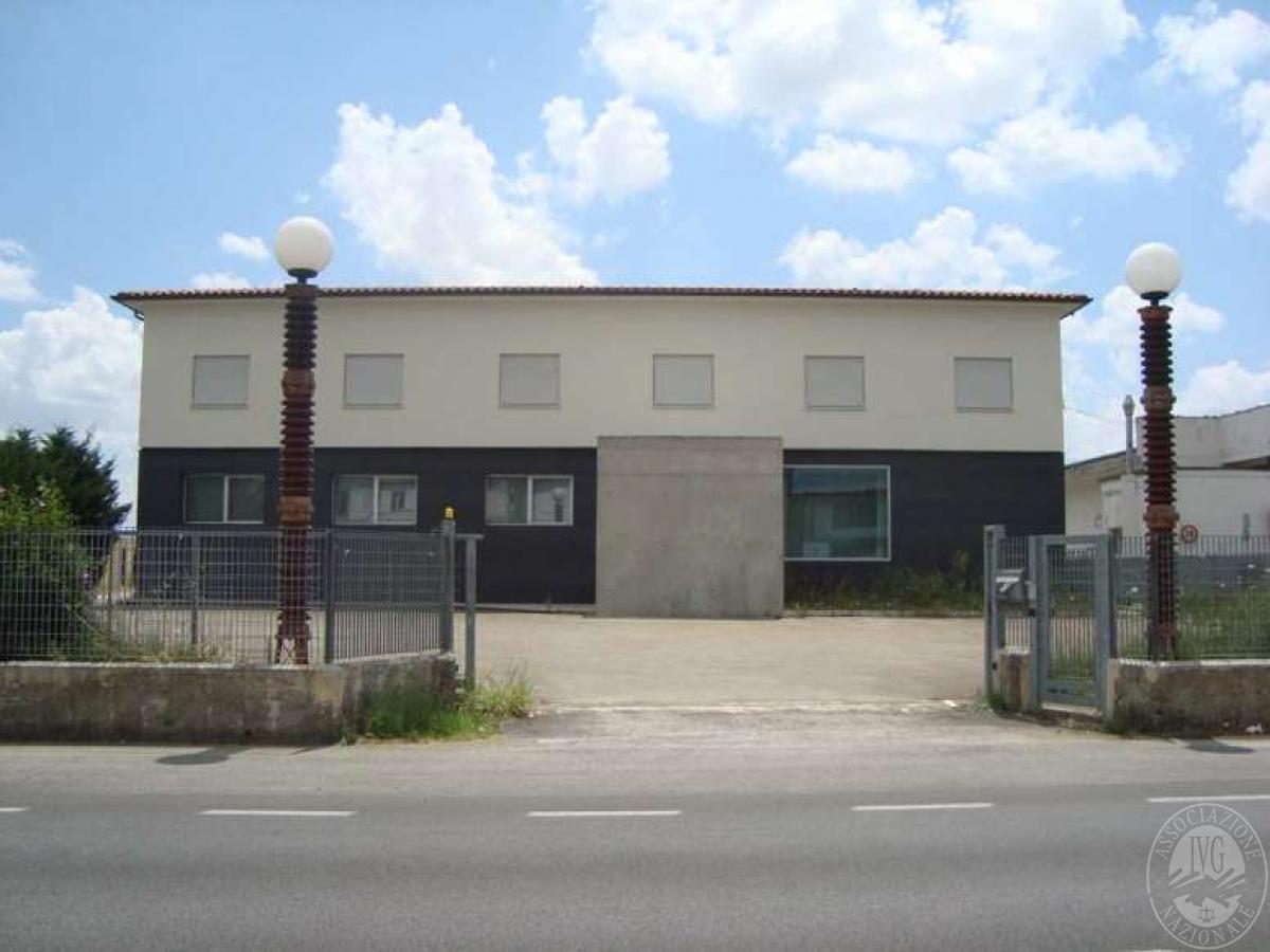 Opificio a SINALUNGA, via Piave - LOTTO 1