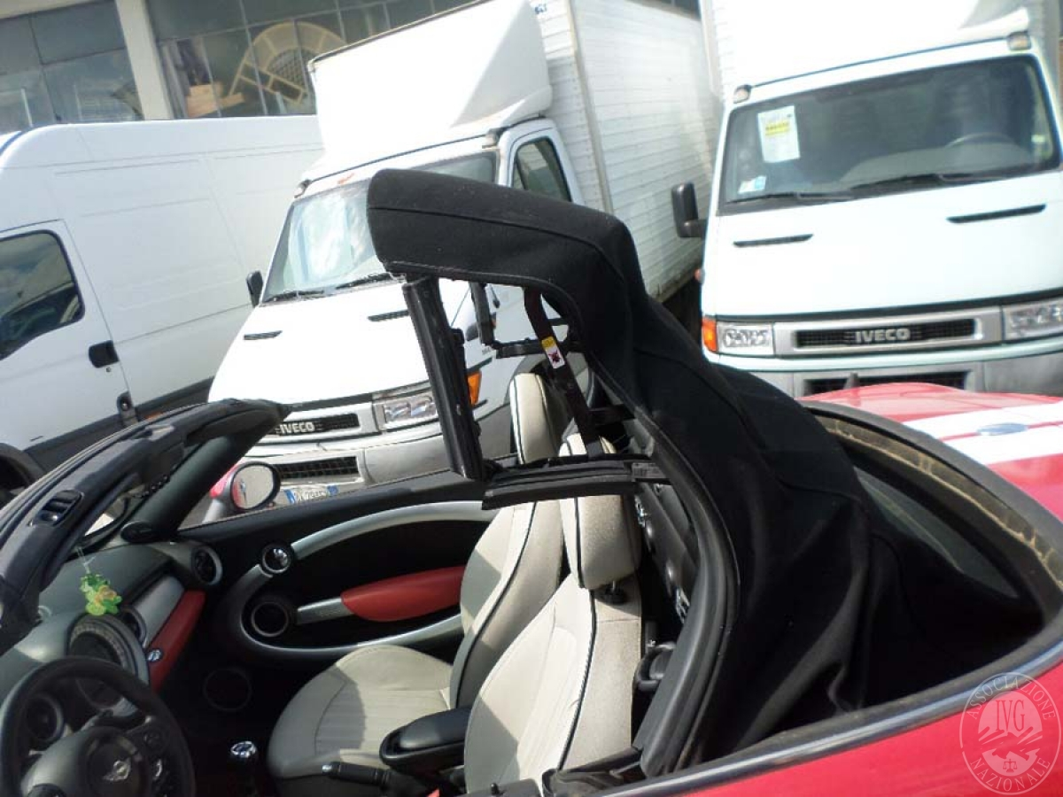 Mini Cooper Cabriolet   GARA ONLINE 29 OTTOBRE 2020 13