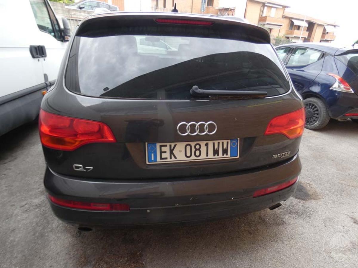Autovettura Audi Q7   GARA ONLINE 29 OTTOBRE 2020 4