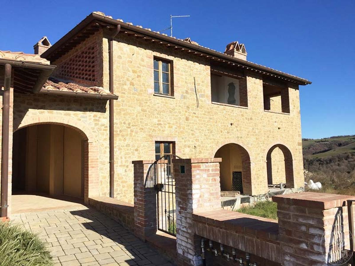 4 appartamenti a PIENZA, loc. Monticchiello - Lotto 4