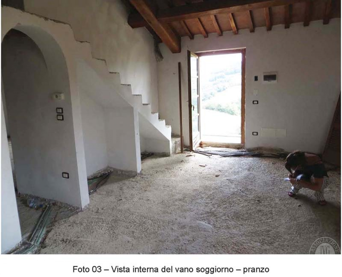 4 appartamenti a PIENZA, loc. Monticchiello - Lotto 4 4