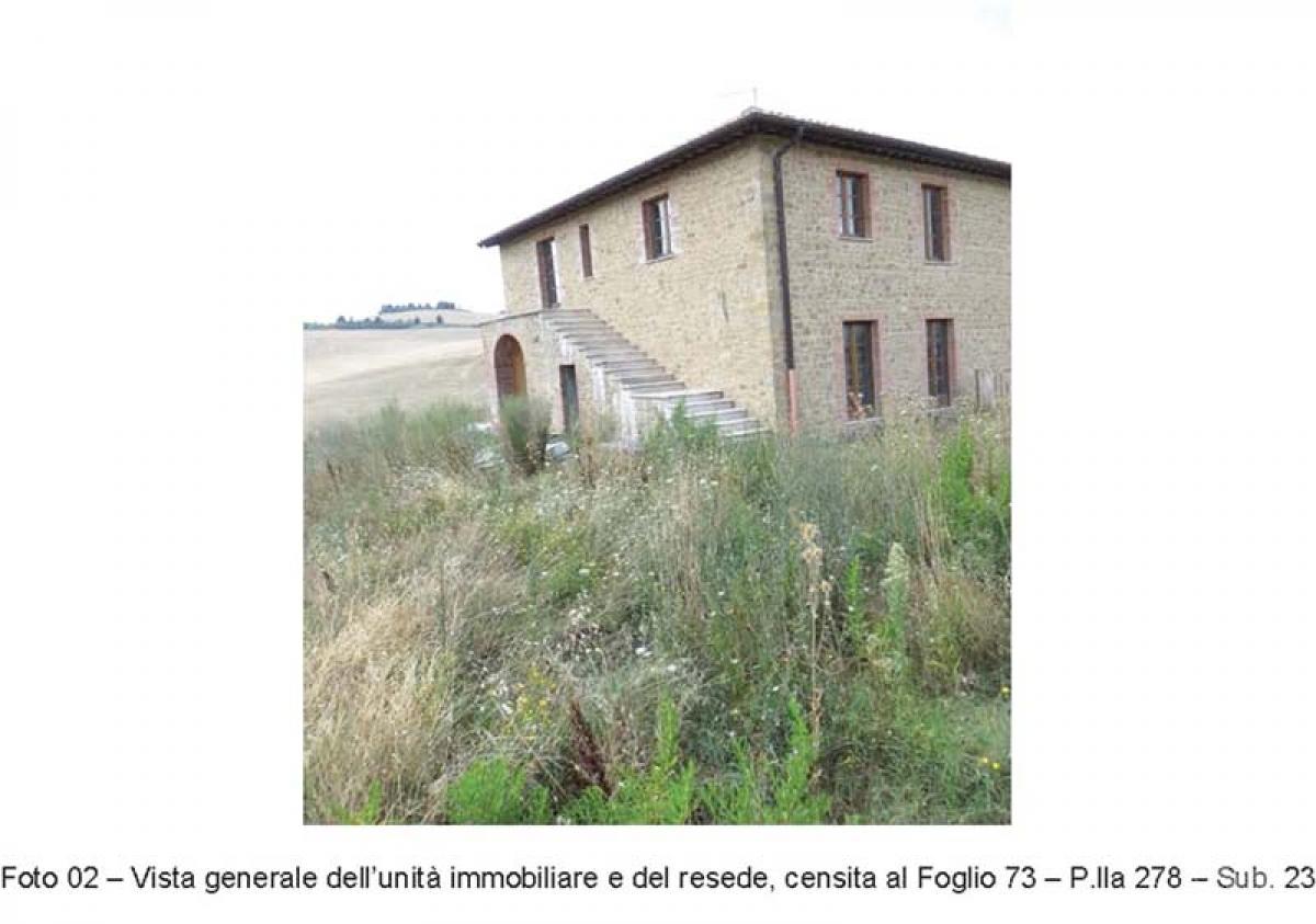 4 appartamenti a PIENZA, loc. Monticchiello - Lotto 4 3