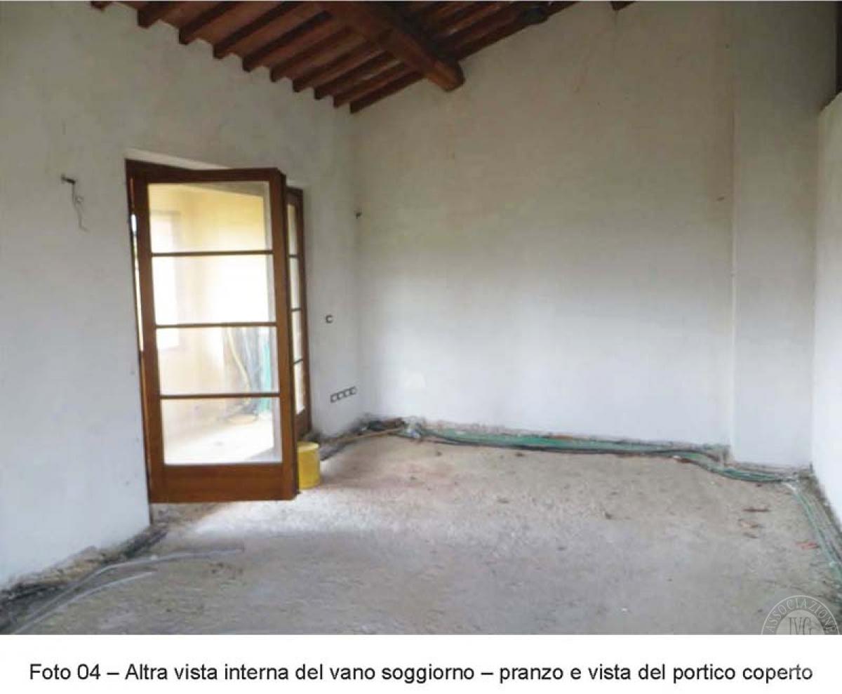 4 appartamenti a PIENZA, loc. Monticchiello - Lotto 4 5