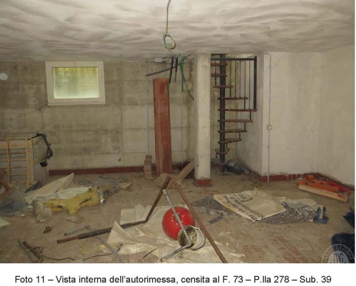 4 appartamenti a PIENZA, loc. Monticchiello - Lotto 4 10