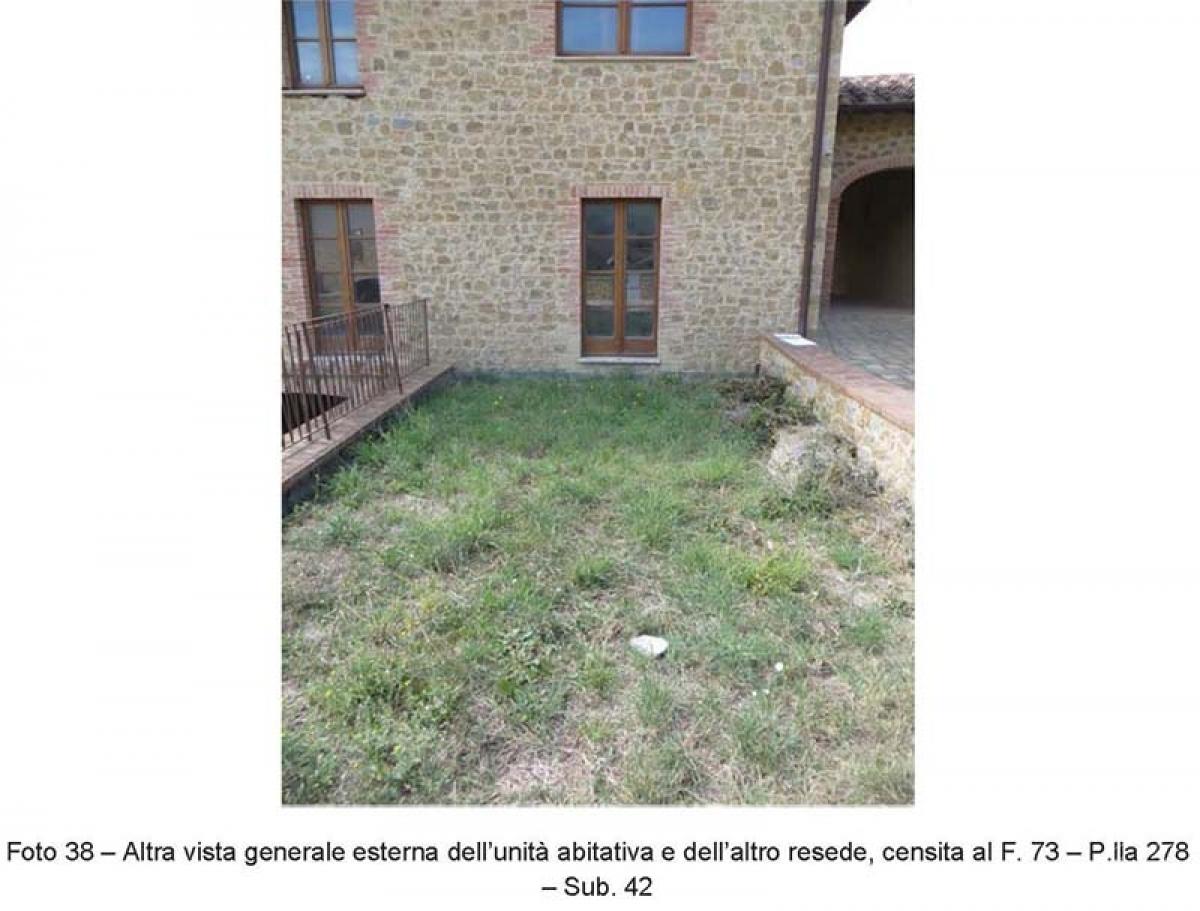 4 appartamenti a PIENZA, loc. Monticchiello - Lotto 4 17