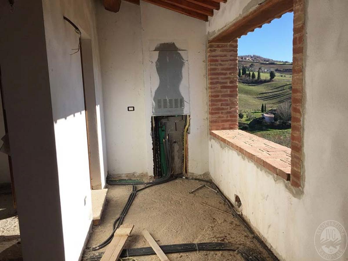 4 appartamenti a PIENZA, loc. Monticchiello - Lotto 4 21