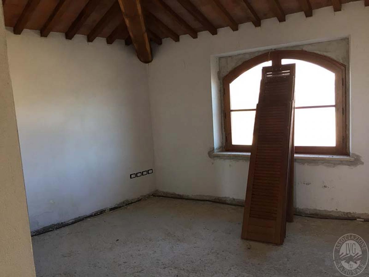 4 appartamenti a PIENZA, loc. Monticchiello - Lotto 4 22