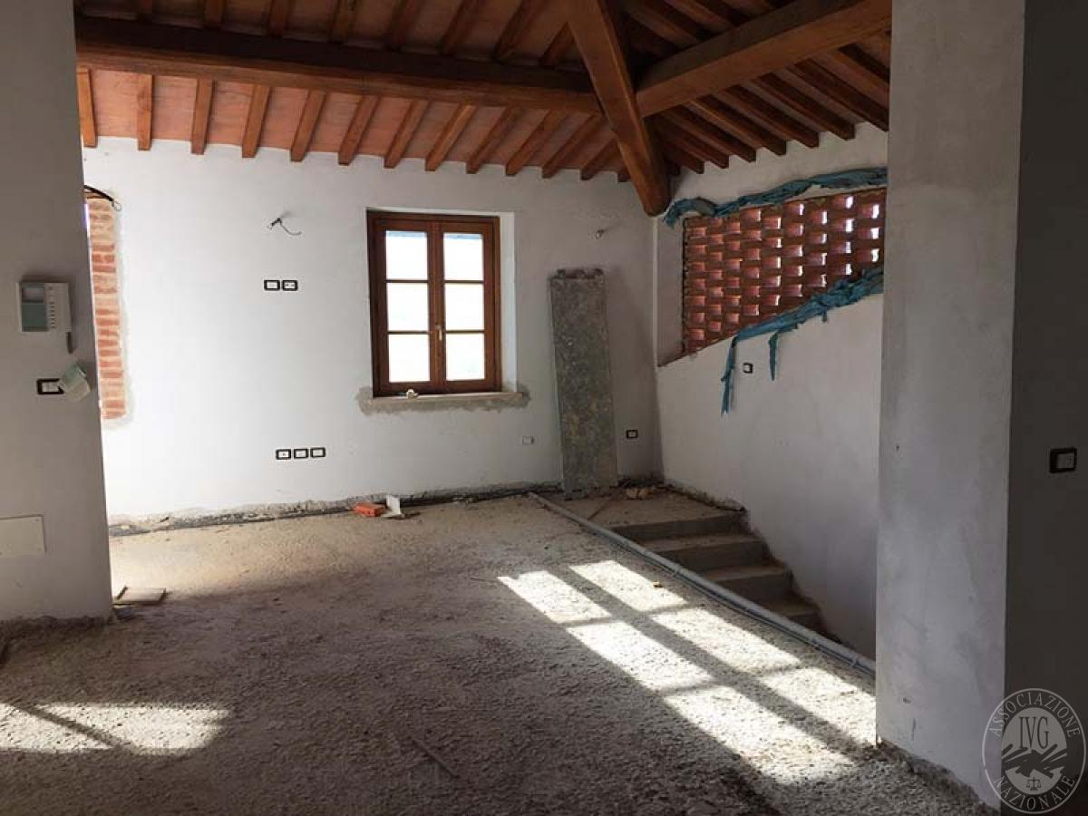 4 appartamenti a PIENZA, loc. Monticchiello - Lotto 4 23