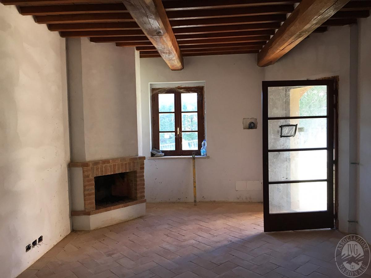 Appartamento a PIENZA, loc. Monticchiello - Lotto 8 1