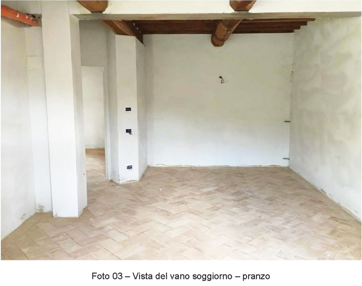 Appartamento a PIENZA, loc. Monticchiello - Lotto 8 4