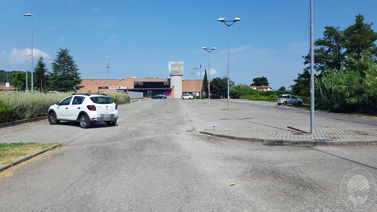 Parcheggio pubblico a MONTEVARCHI in Via della Farnia - Lotto 5 (G)