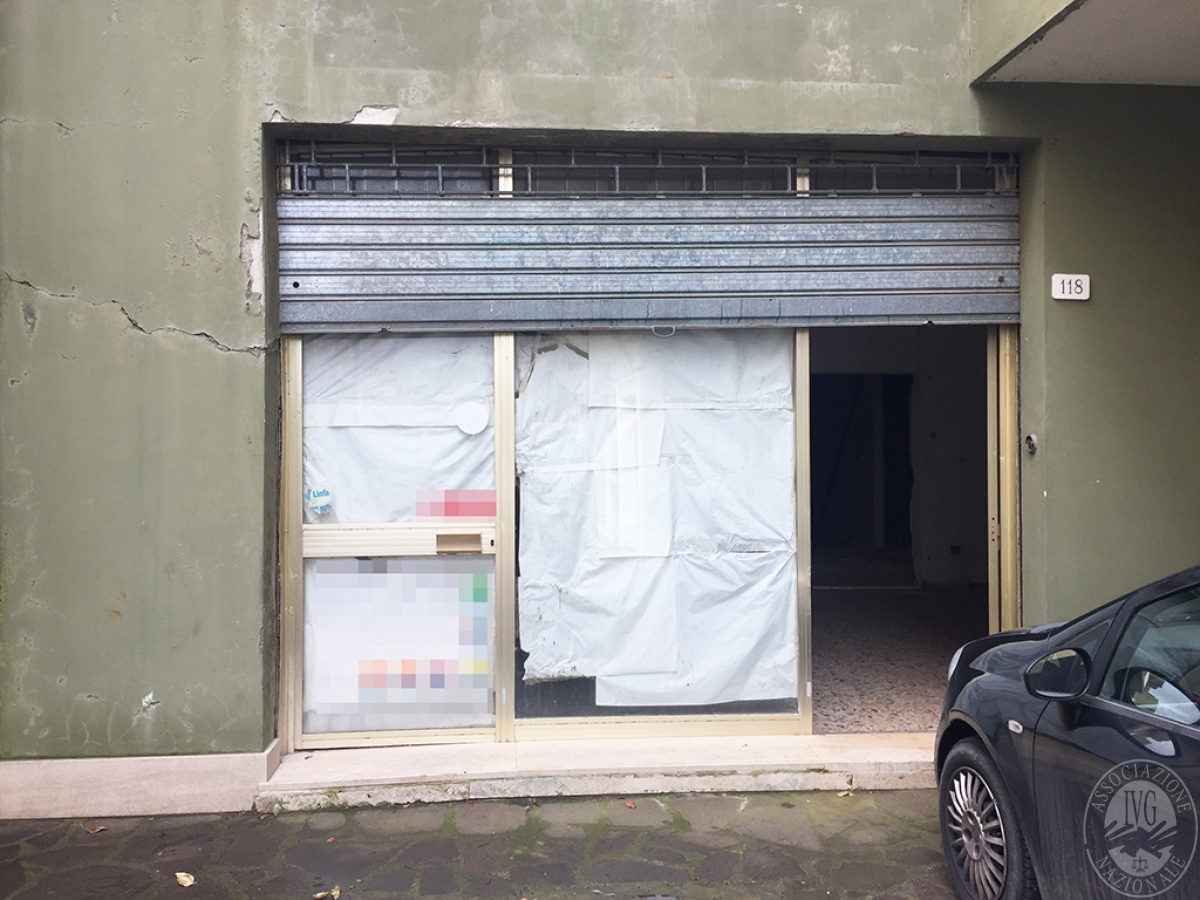 Locale commerciale a CHIANCIANO TERME in Viale G. Baccelli - Lotto 2