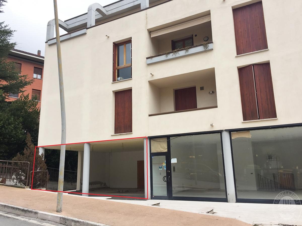 Negozio a CHIANCIANO TERME in Via G. di Vittorio - Lotto 5