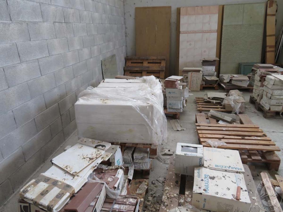 Materiale edile + arredo ufficio    GARA ONLINE 28 MAGGIO 2021 5