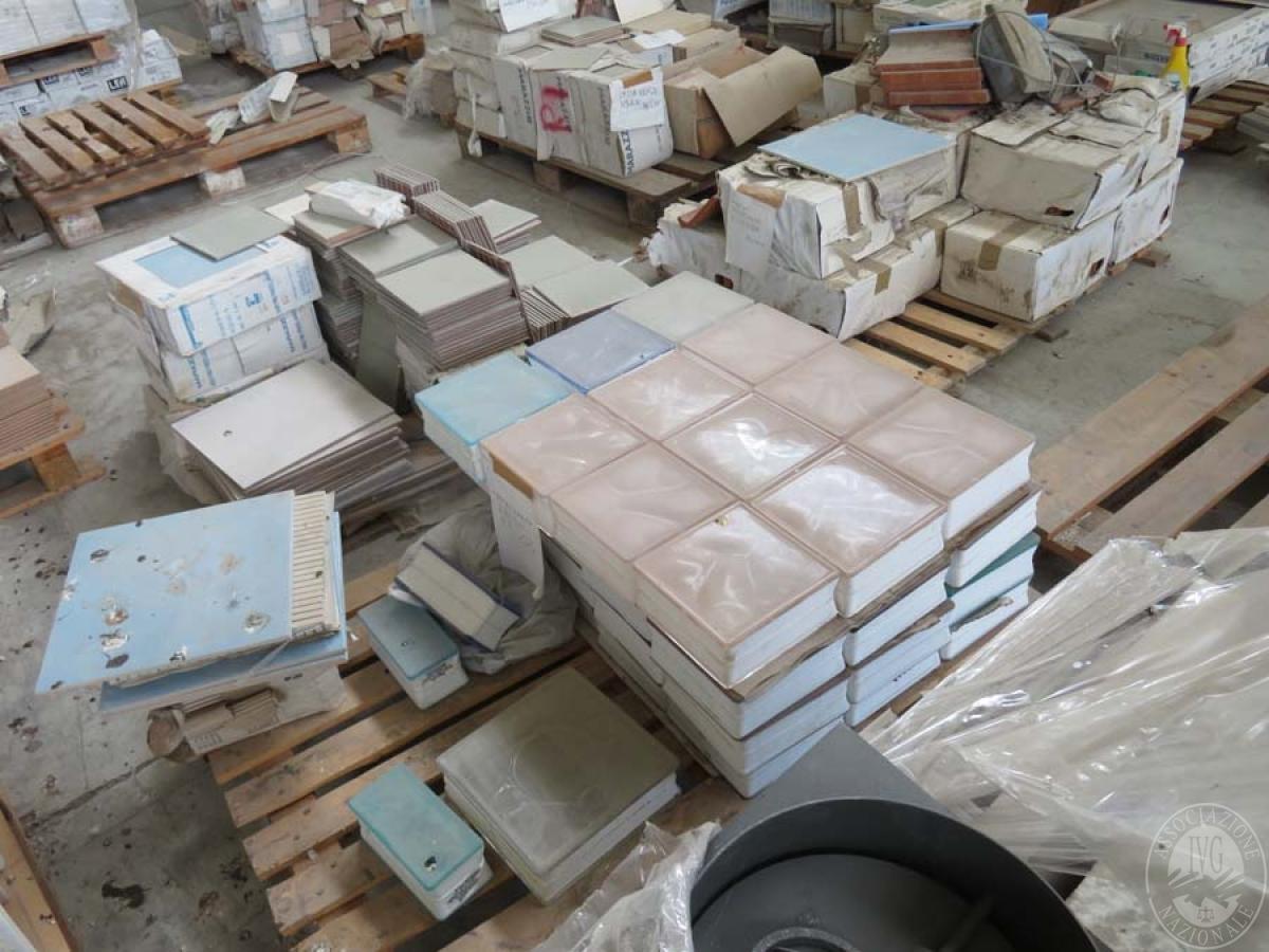 Materiale edile + arredo ufficio    GARA ONLINE 28 MAGGIO 2021 9