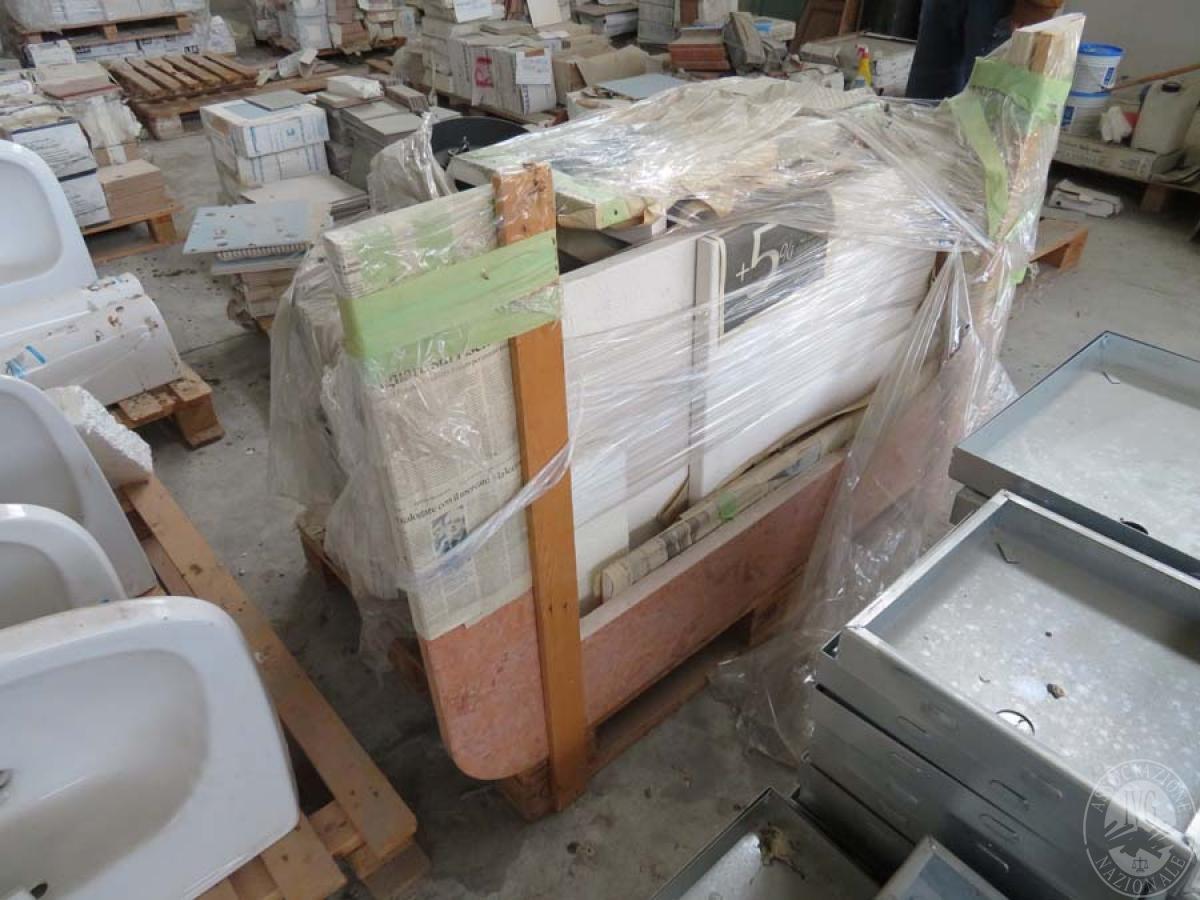 Materiale edile + arredo ufficio    GARA ONLINE 28 MAGGIO 2021 10