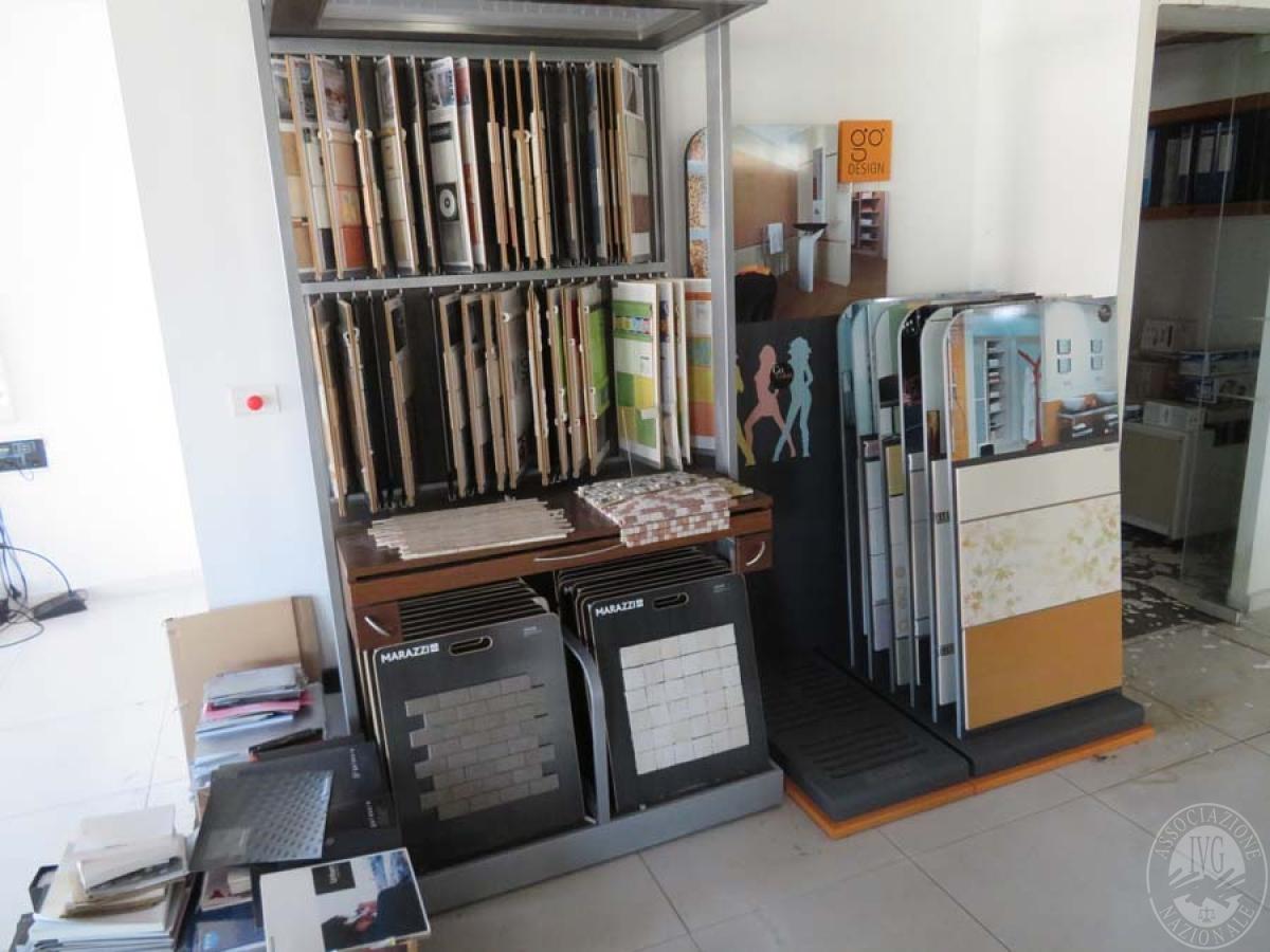 Materiale edile + arredo ufficio    GARA ONLINE 28 MAGGIO 2021 20