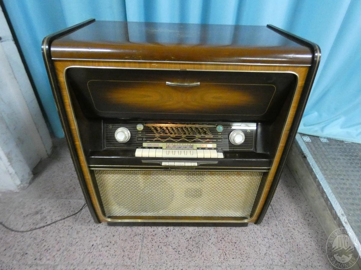Radio d'epoca marca Grundig   GARA ONLINE 15 DICEMBRE 2020
