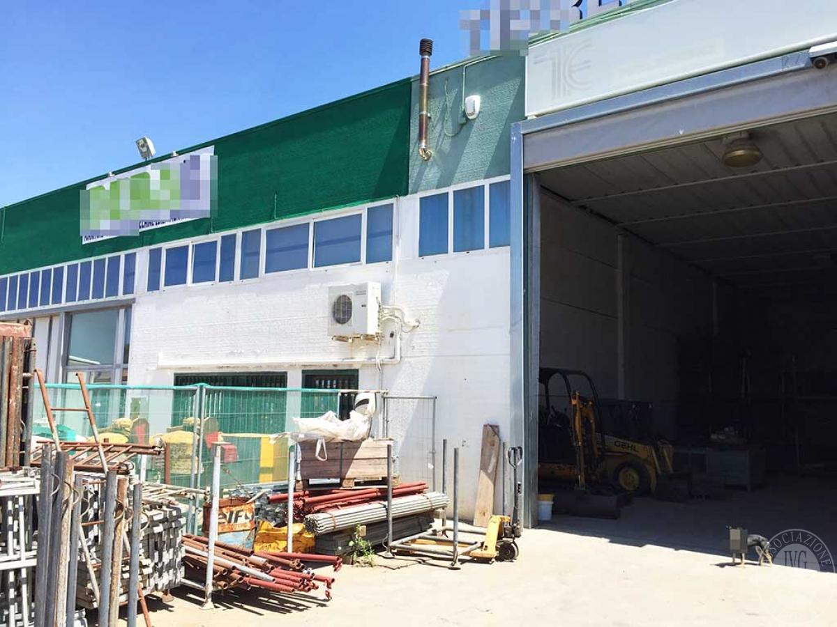 Complesso industriale a CECINA (LI), loc. San Pietro in Palazzi - lotto 3