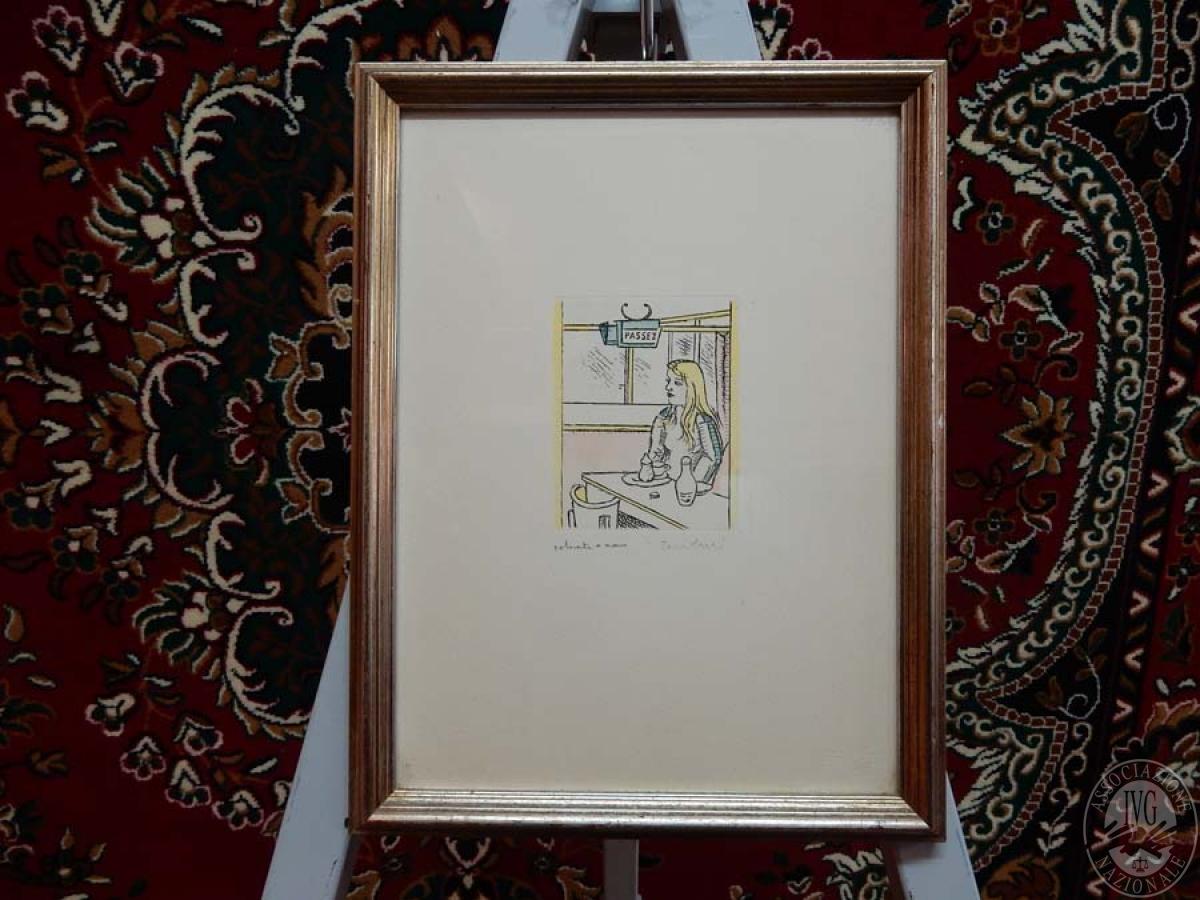 Rif. 49) Cartoncino raffigurante donna    GARA ONLINE 29 GIUGNO 2021