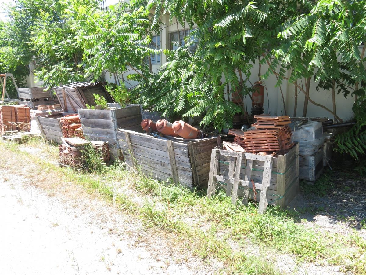 Lotto di tegole e materiale per edilizia, MANIFESTAZIONI DI INTERESSE