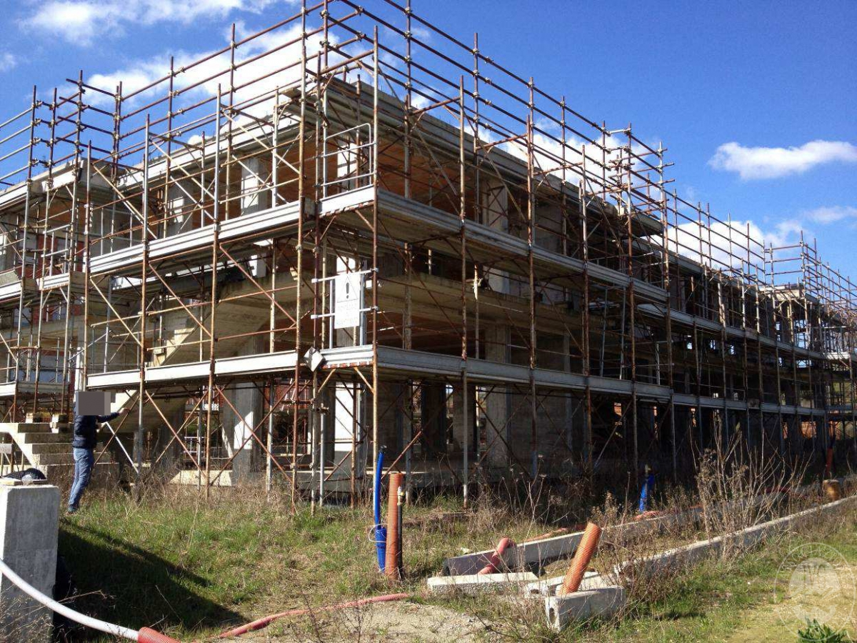 Complesso residenziale in corso di costruzione a TORRITA DI SIENA, loc. Bellaria - LOTTO 3