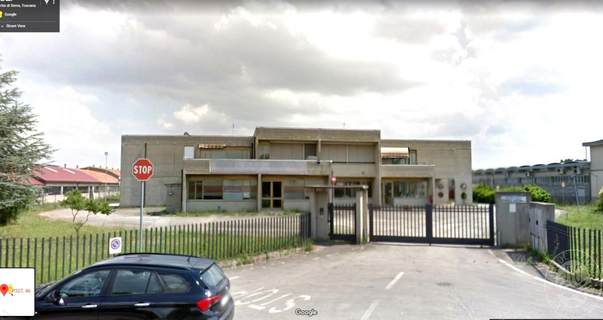 Complesso industriale  a TORRITA DI SIENA, via Traversa Valdichiana Est- lotto 17
