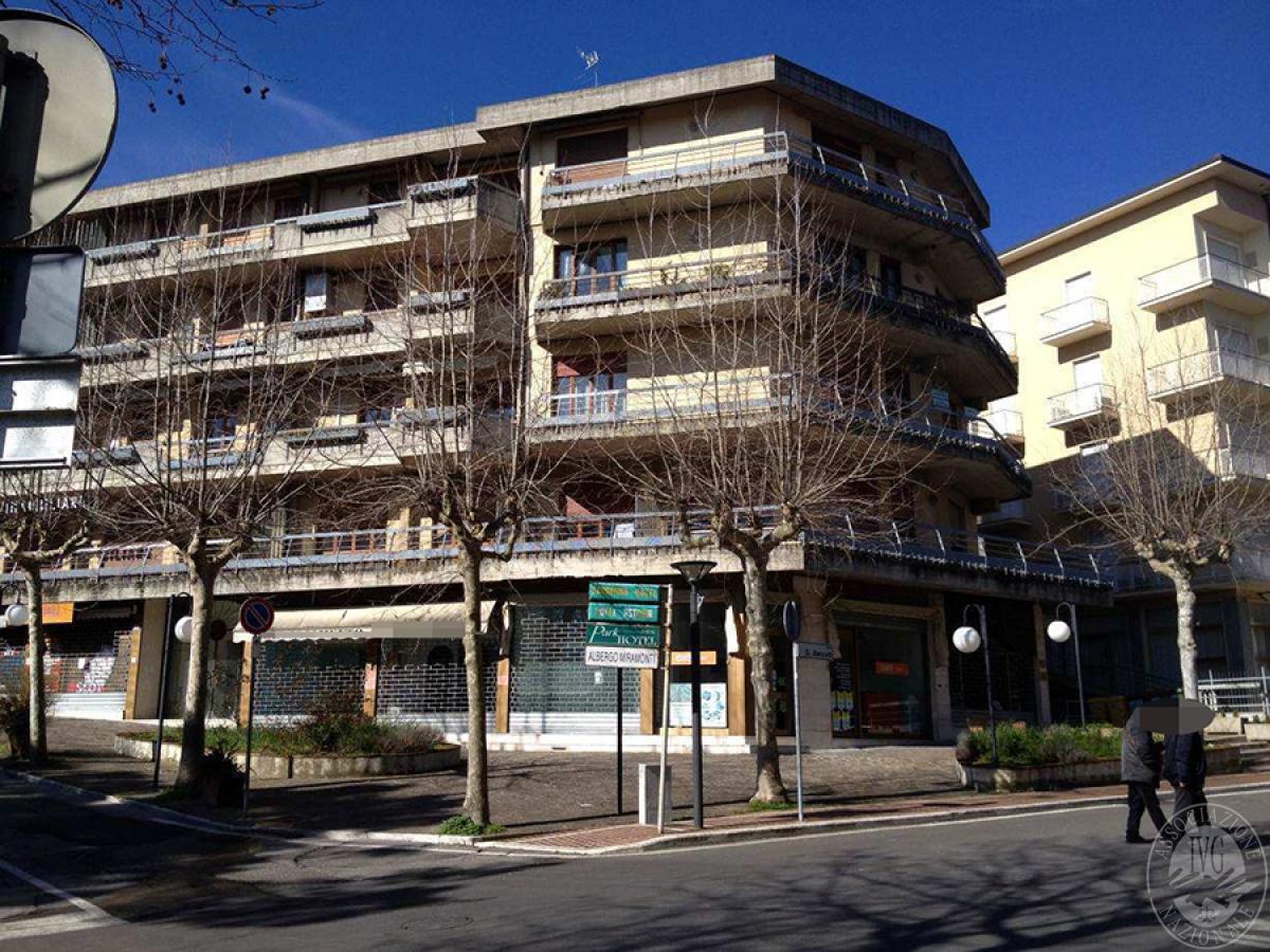 Locale commerciale a CHIANCIANO TERME, via Baccelli - lotto 1