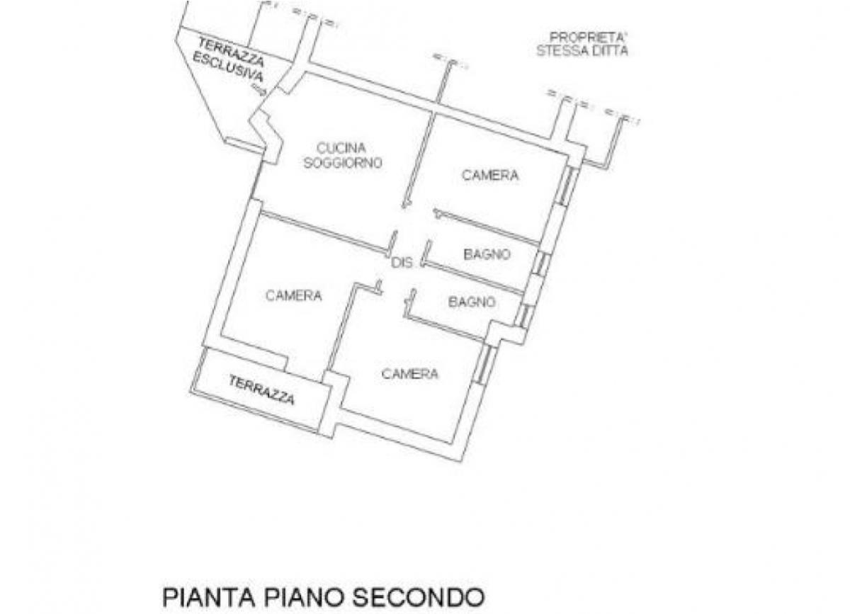 Appartamento a CHIUSI in Via Cassia Aurelia Prima - Lotto 3 7
