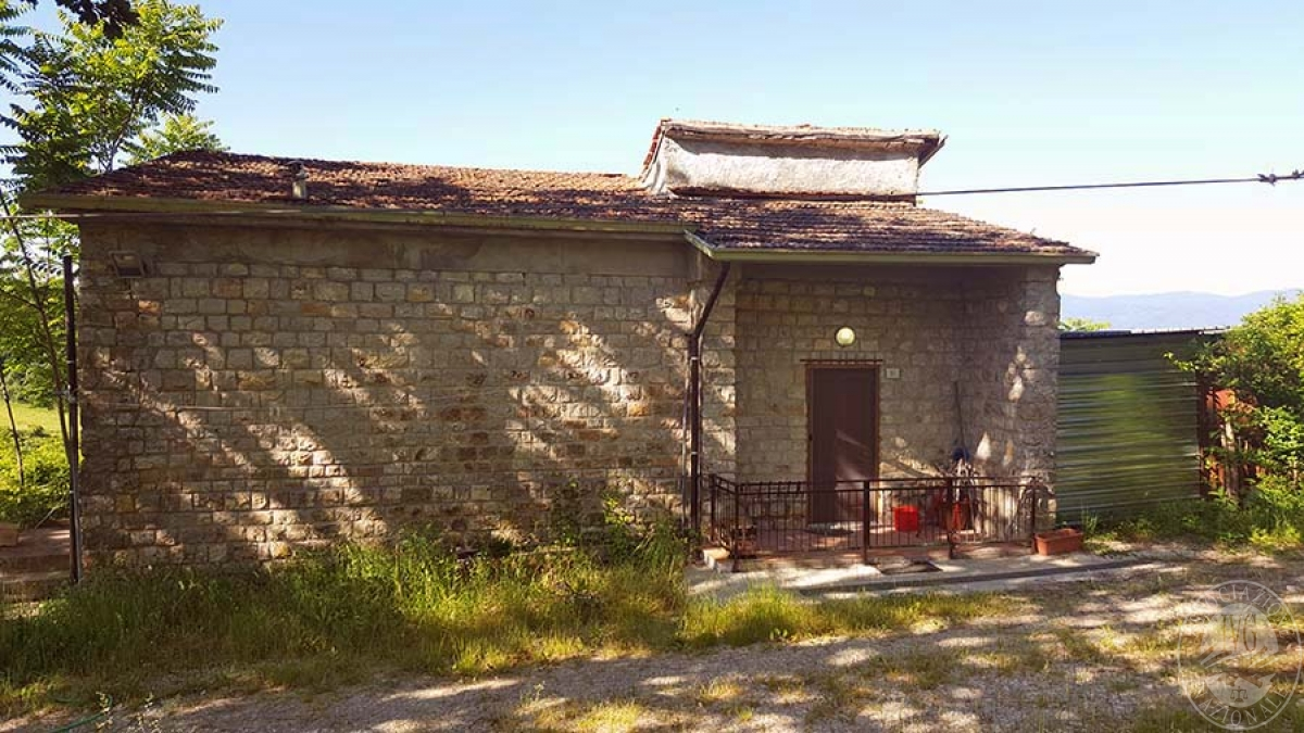 Edifici rurali a POPPI in loc. Capecchi, Capannacce - Lotto 1