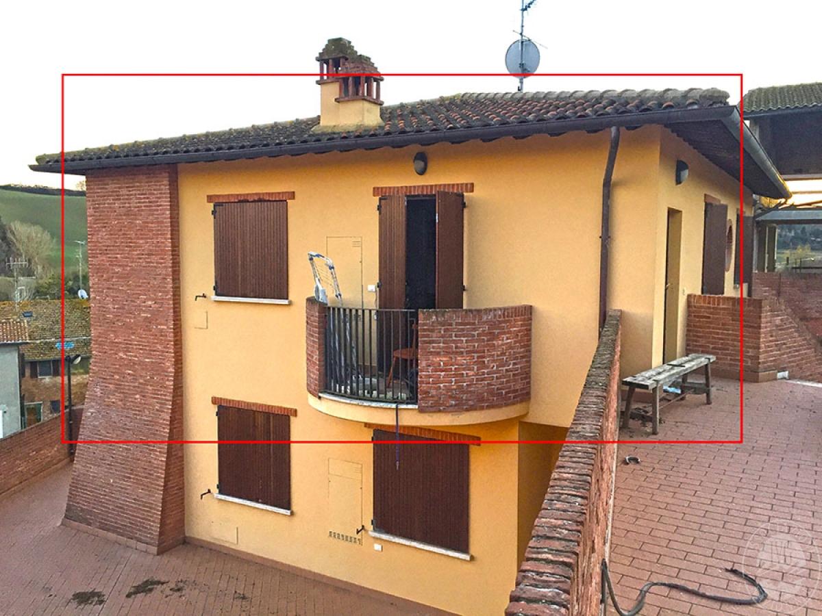 Appartamento a MONTALCINO in Località San Giovanni d'Asso - Lotto 4